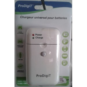 Chargeur Universel ProDigiT