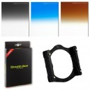Kit Filtre Gradué (Gris/Bleu/Marron/Support)