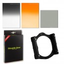 Kit Filtre Landscape (Circular Polarizer/Gris gradué/Sunset/Support)