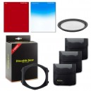 Kit Filtre carré Creative 1 (Rouge, GRBlue, Star4, Support)