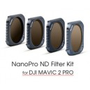Haida NanoPro ND Kit pour DJI Mavic 2 PRO. (ND0.9+1.2+1.5+1.8)